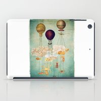 High In The Sky iPad Case