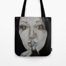Inner Struggle Tote Bag