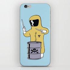 Toxic Beats iPhone & iPod Skin