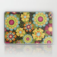 How Does Your Garden Gro… Laptop & iPad Skin