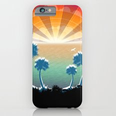 Golden Silver and Sunshine iPhone 6 Slim Case
