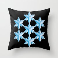Glass House Throw Pillow