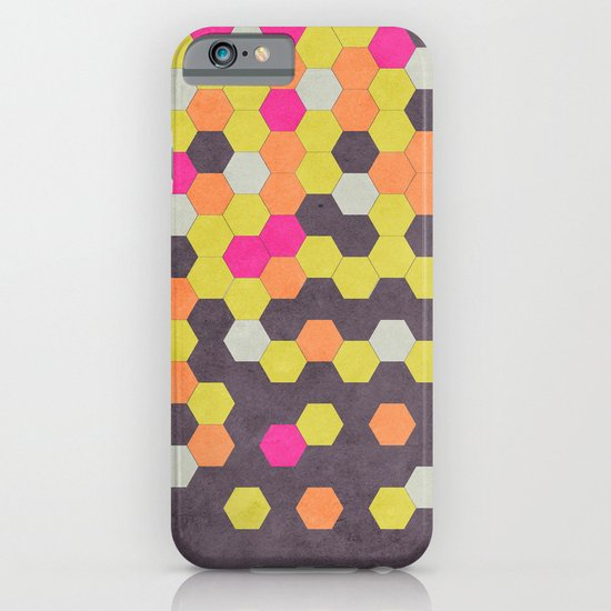 Honeycomb   Abyss iPhone & iPod Case