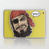 Yarg Pirate! Laptop & iPad Skin