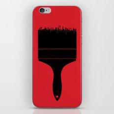 City Brush iPhone & iPod Skin