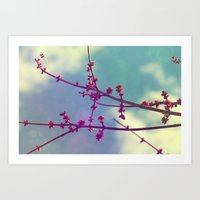 Art Print featuring Aspire by Oh, Good Gracious!
