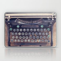 qwerty Laptop & iPad Skin