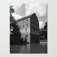 bollinger mill 3 Canvas Print