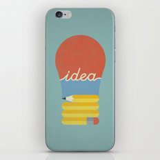 I've Got An Idea iPhone & iPod Skin