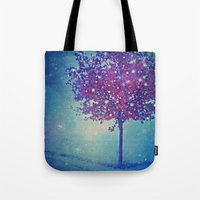 SONG OF THE WINTERBIRD Tote Bag