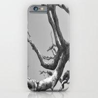 Driftwood Ladder B/W iPhone 6 Slim Case
