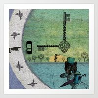 Time For Change Art Print