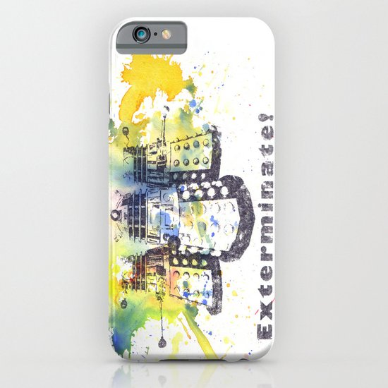 Daleks From Doctor Who iPhone & iPod Case