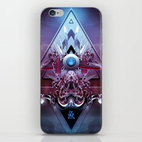 Vanguard iPhone & iPod Skin
