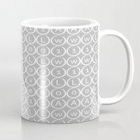 Love type Mug