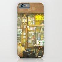 Record Store iPhone 6 Slim Case