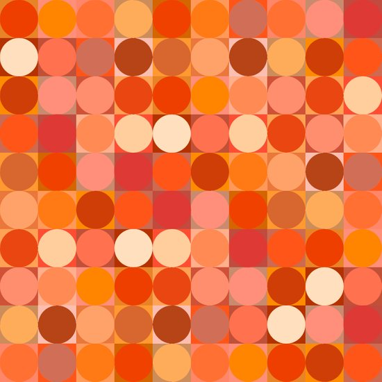 Arancione Art Print
