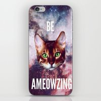 Be Ameowzing iPhone & iPod Skin