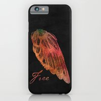 iPhone & iPod Case featuring Free by Will Hill