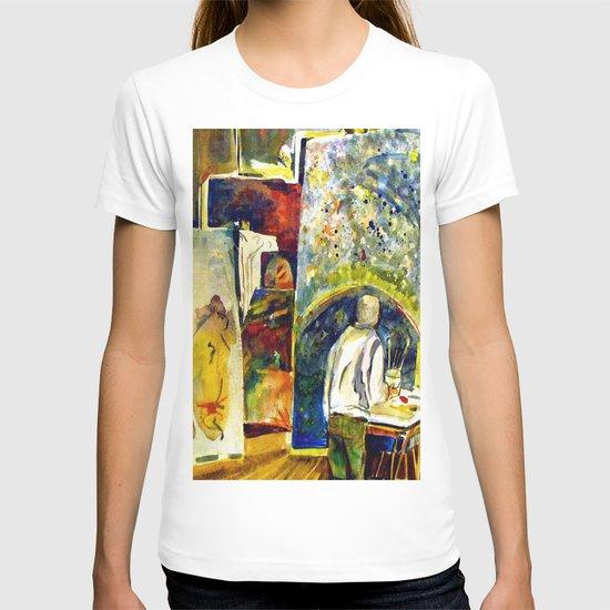The Painter's Studio T-shirt