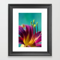 The Sentinels Framed Art Print