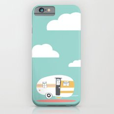 Lets See Really Cool Stuff Together Airstream Art  iPhone 6 Slim Case