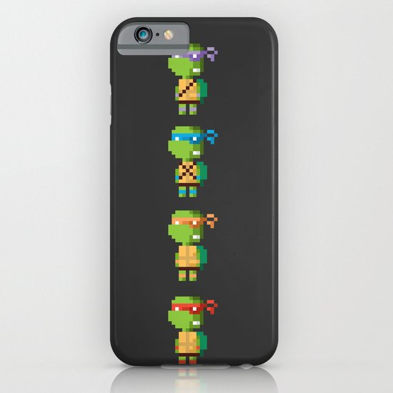 Turtle Power iPhone & iPod Case