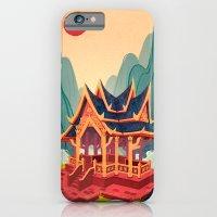 Air Temple iPhone 6 Slim Case