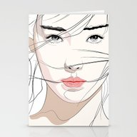 Under The Mask Stationery Cards