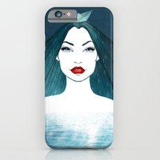 Rainy girl Slim Case iPhone 6s