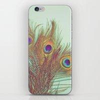 Plumage iPhone & iPod Skin