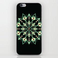 Peace Tile Print iPhone & iPod Skin