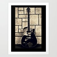 Be Your Song And Rock On… Art Print