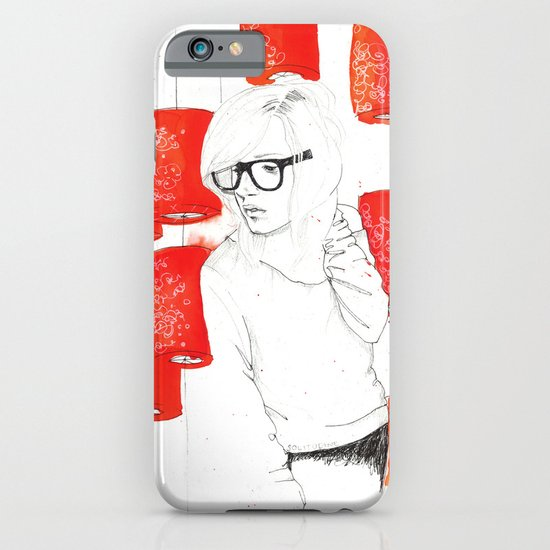 Solitudine iPhone & iPod Case