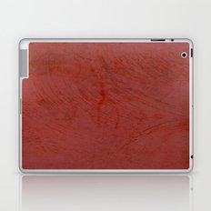 Tuscan Red Stucco Laptop & iPad Skin