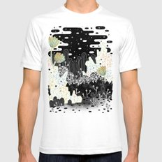 Into the Unknown... Mens Fitted Tee White SMALL