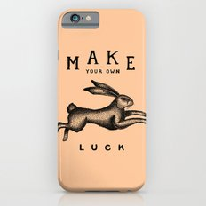 MAKE YOUR OWN LUCK (Coral) Slim Case iPhone 6s