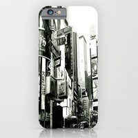 iPhone & iPod Case featuring WHITEOUT : Life in the City by Kelsey Pohlmann