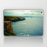 Cornwall Coast Laptop & iPad Skin