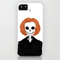 iPhone 5s & iPhone 5 Cases featuring Skully by Owltrinkets
