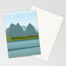 Laos minimal Stationery Cards