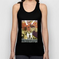 There Goes The Neighborhood Unisex Tank Top