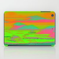 Sunset In The Realm iPad Case