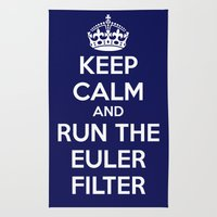 Keep Calm and Run the Euler Filter Rug