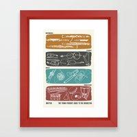 Britten - Young Person's… Framed Art Print