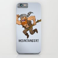 Mountaineer!  iPhone 6 Slim Case