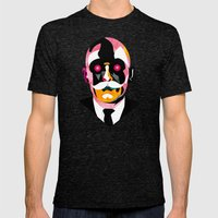 Automata Mens Fitted Tee Tri-Black SMALL