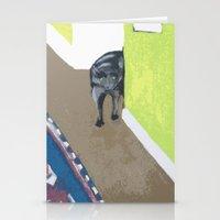 Sprocket Rounding the Corner Stationery Cards
