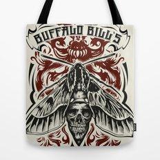 Buffalo Bill Lotion Poster Tote Bag