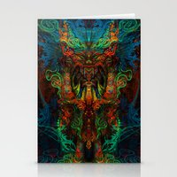 Shaman Stationery Cards